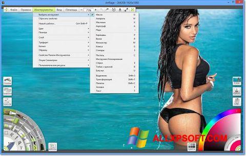 Captura de pantalla ArtRage para Windows XP