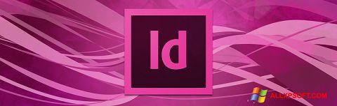 Captura de pantalla Adobe InDesign para Windows XP