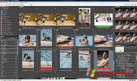 Captura de pantalla Adobe Bridge para Windows XP